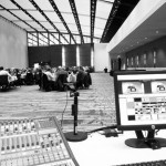 Broadcasting 01/19/2013 at the Iowa Right To Life Effect of Roe v. Wade event.